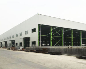 Industrial Shed Steel Structure