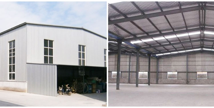 Industrial Steel Sheds  for Sale