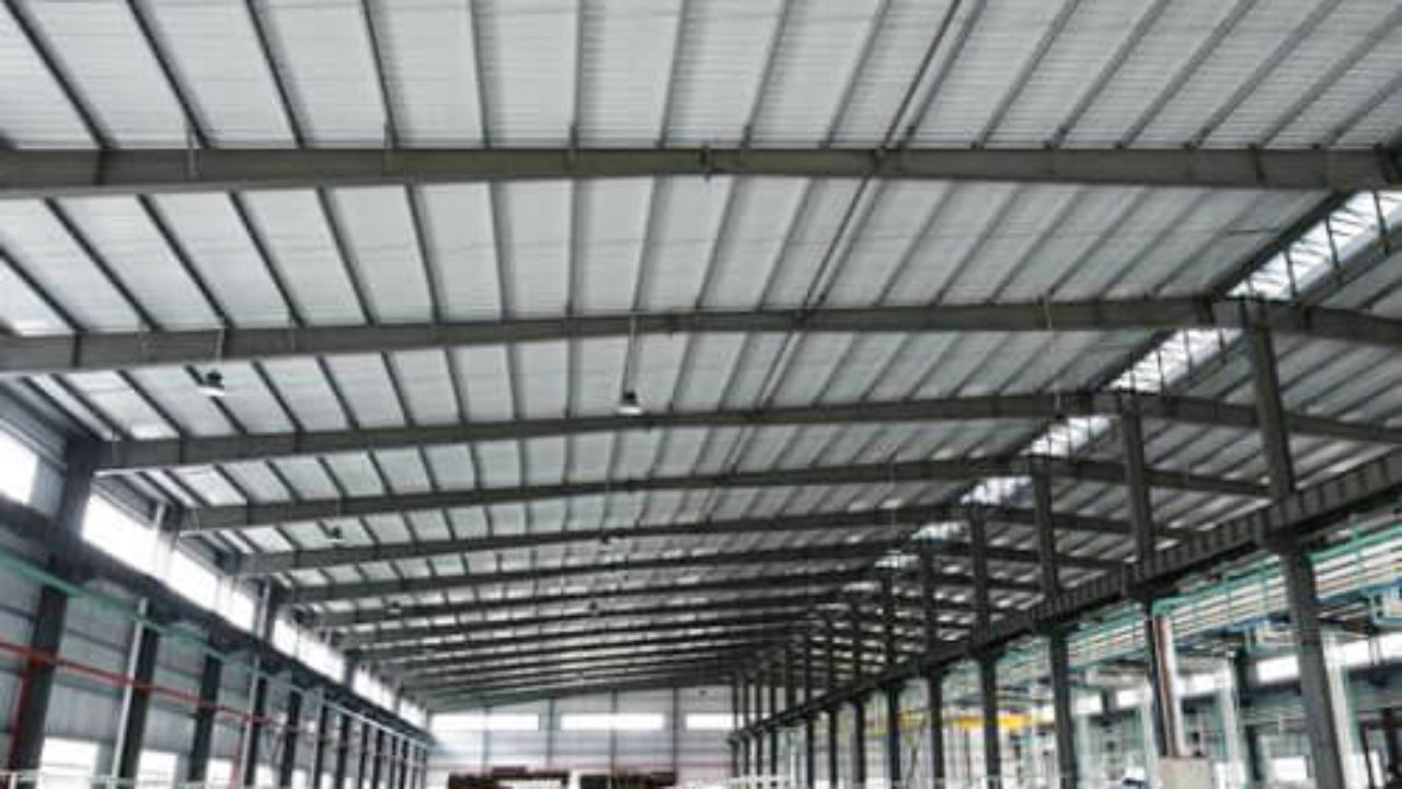 Steel Structure for Sale - Customized Steel Structure for Buildings