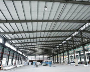 Industrial Steel Structure Building