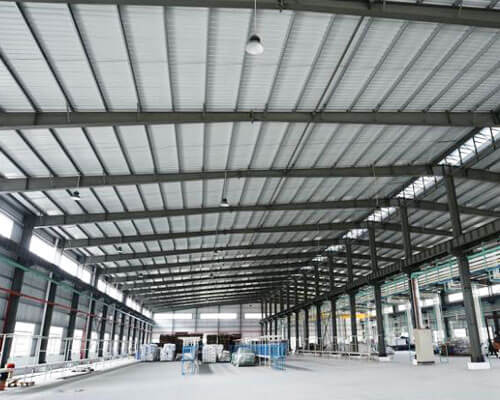 Industrial Steel Structure Building