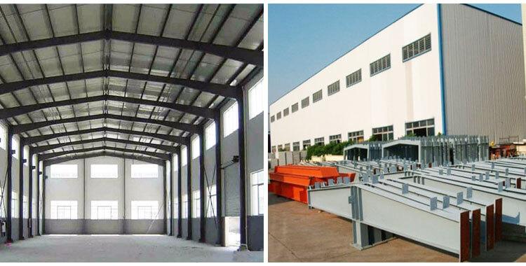 Customized Steel Structure Design