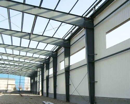 Steel Structure Buildings for Sale