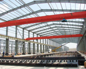 Steel Structure Shed Workshop