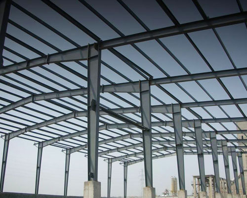 Steel Structure For Sale Customized Steel Structure For