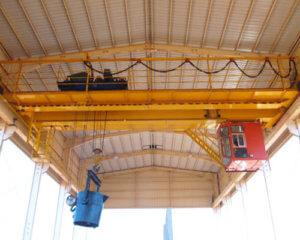 20t Steel Mill Casting Crane