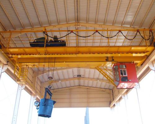 Steel Mill Casting Crane