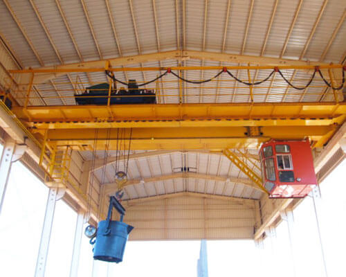 Steel Mill Ladle Crane for Sale