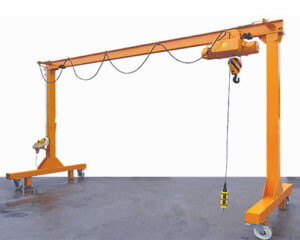 2 Ton Gantry Crane For Sale
