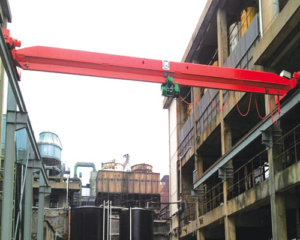 Single Girder Explosion Proof Crane for Sale