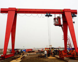 A Frame Gantry Crane for Sale