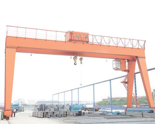 Double Girder Gantry Crane 20 Ton