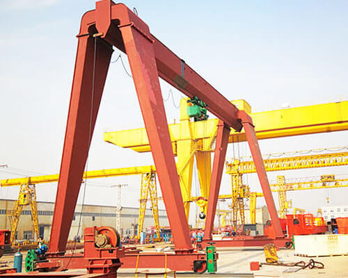 Single Girder Crane Supplier