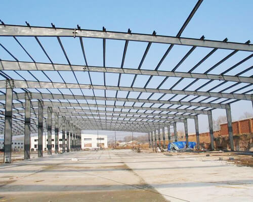 Large Span Steel Structure Building