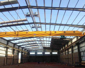 Light Steel Structure for Sale
