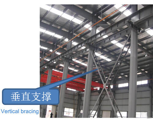 Vertical Bracing