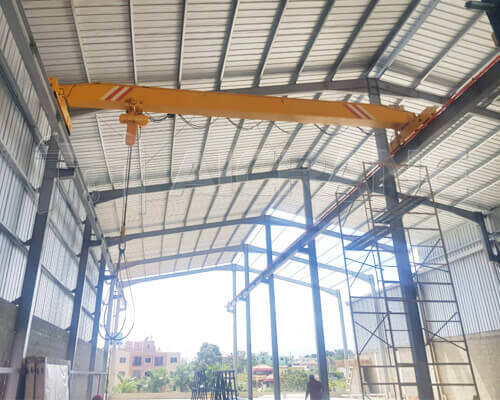 AQ-LD Type Single Girder Overhead Crane 5 Ton