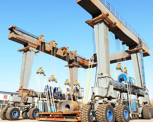 Boat Hoist Crane Manufacturer