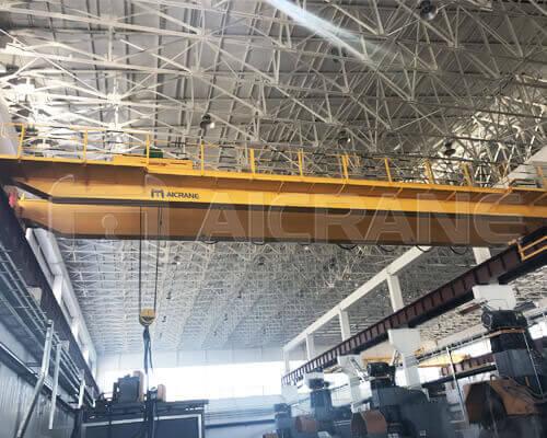 LH Double Girder 20 Ton Overhead Crane Price