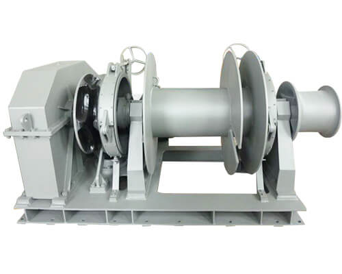 Electric Anchor Mooring Winch