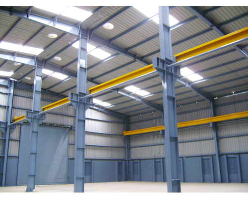 Steel Structure for Industries