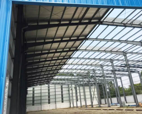 Steel Structure Workshop Price
