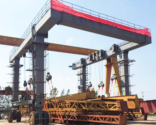 Mobile Boat Gantry Crane Price