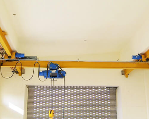 Underhung 2 Ton Overhead Crane