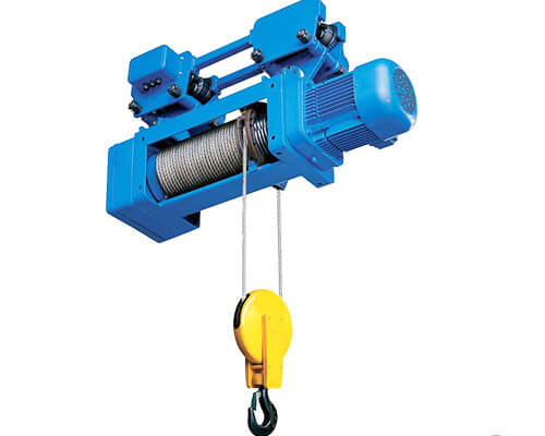 Wire Rope Hoist for Sale
