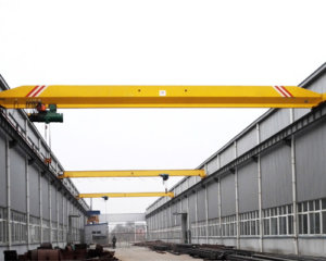 Single Girder 1 Ton Overhead Crane Pirce