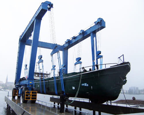 50 Ton Boat Lift Supplier