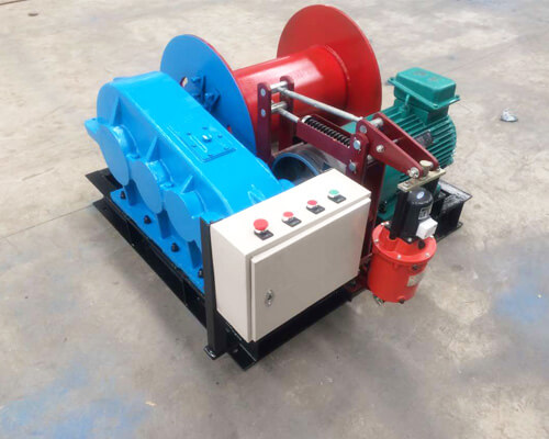 Slow Speed Winch For Sale
