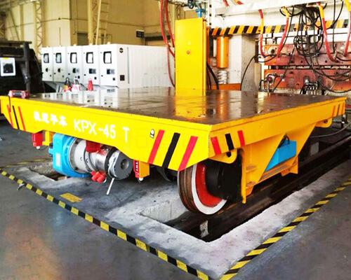 Battery Powered Mold Transfer Cart