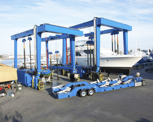 Boat Lifts Supplier