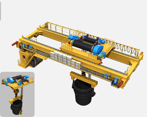 Charging Crane for Sale