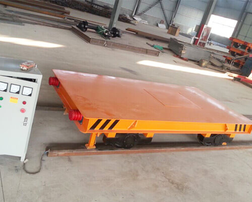 Electric Flat Cart for Sale