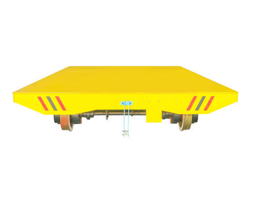Low-voltage Rail Powered Transfer Cart