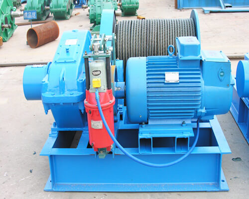 Quality Electric Winch 5 Ton For Sale