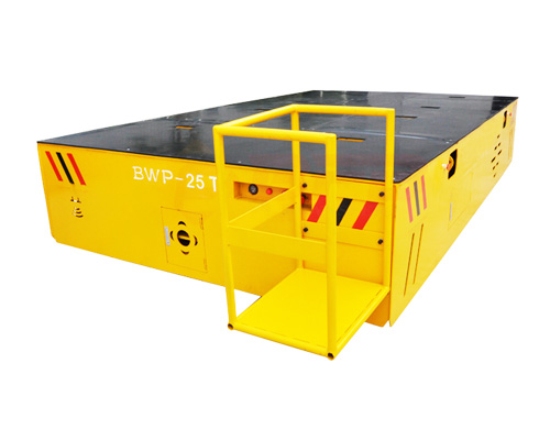 Trackless Industrial Transfer Cart