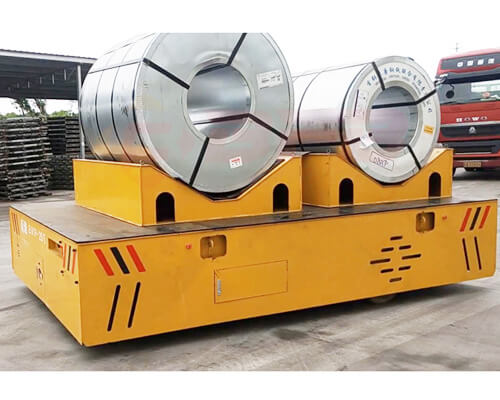 Trackless Coil Handling Cart Supplier