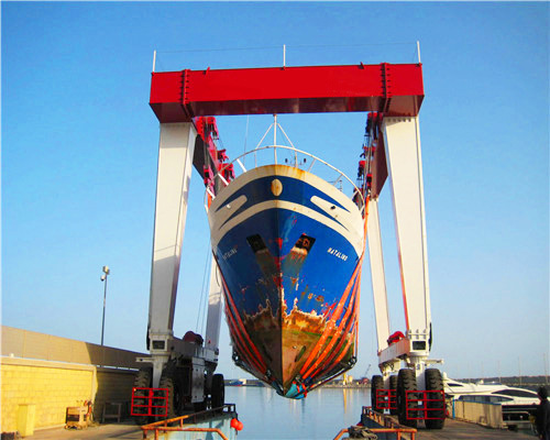 Yacht Lift Supplier