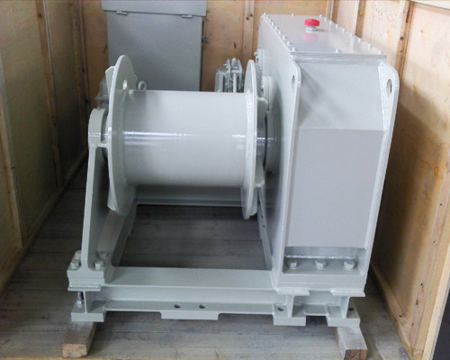 5T Electric Winch for Sale