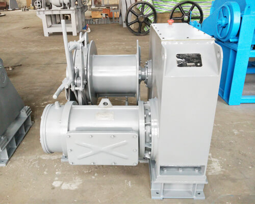 Mooring Winch for Sale