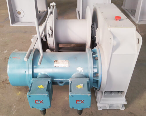 Explosion Proof Electric Winch