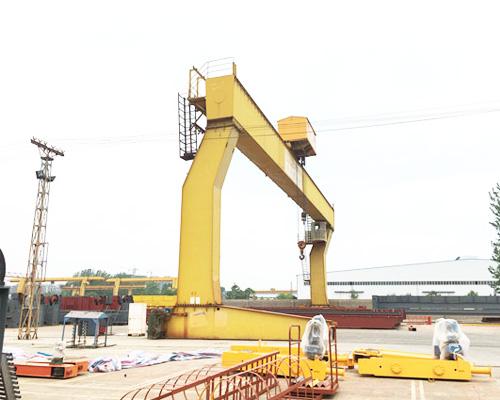 L-shaped Gantry Crane for Sale