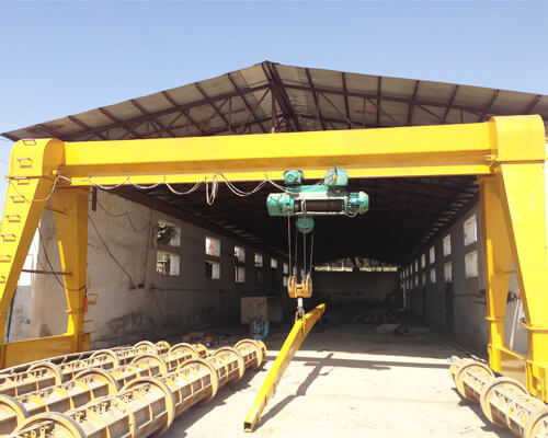 Single Girder Crane Manufacturer