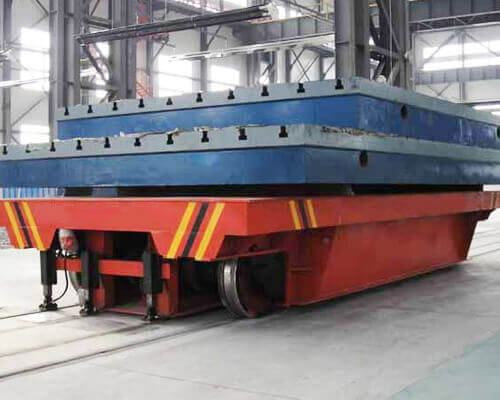 Rail Powered Transfer Car Supplier