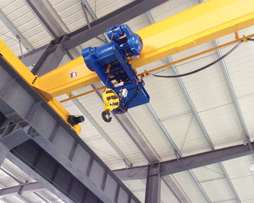 Low Headroom Bridge Crane Supplier
