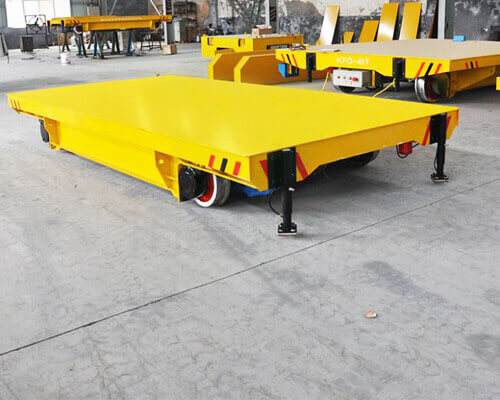 Rail Power Transport Cart Price
