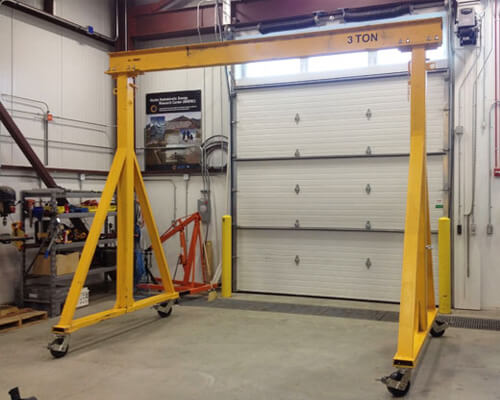 Mobile Gantry Crane for Sale